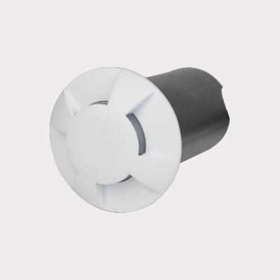 LC.IL.3923-S - BALIZADOR EMBUTIDO COM LED 0,75W 2700K
